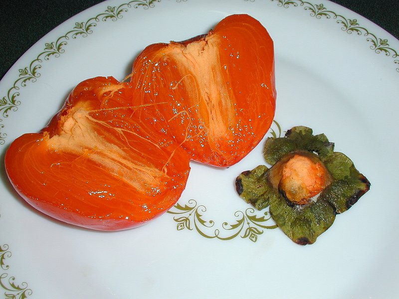 Persimmon slaughtered