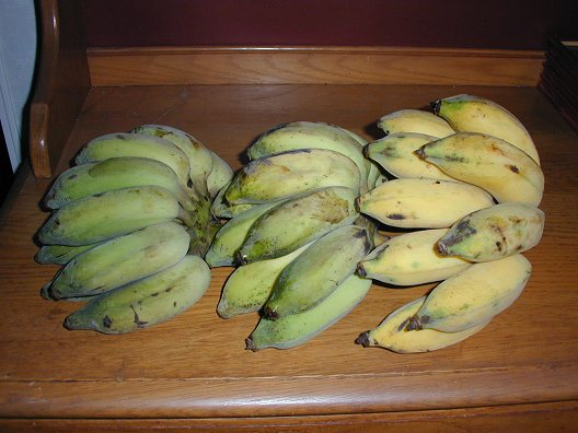 Thai Bananas