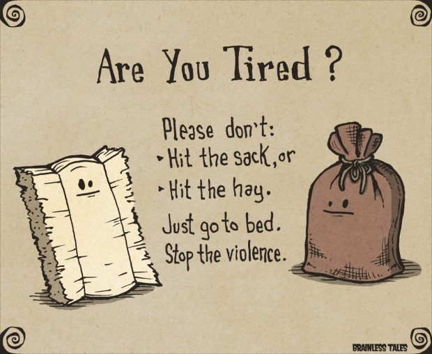 are-you-tired