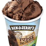 Ben and Jerry Chocolate Fudge Brownie Non-Dairy